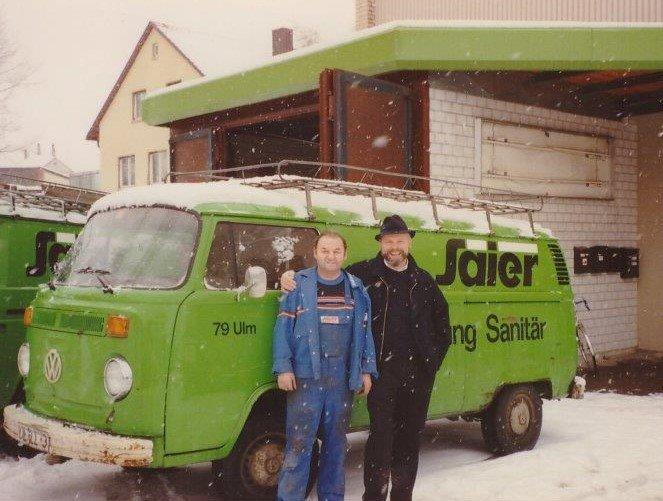 Sanitär seit 40 Jahren in Ulm